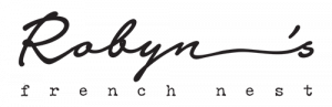 Robyn's French Nest Logo