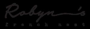 Robyn's French Nest Logo