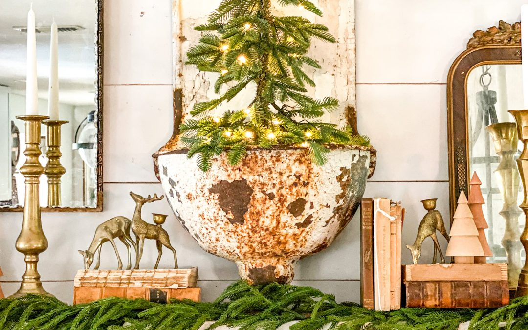 Seasonal Décor to take you from Thanksgiving to Christmas