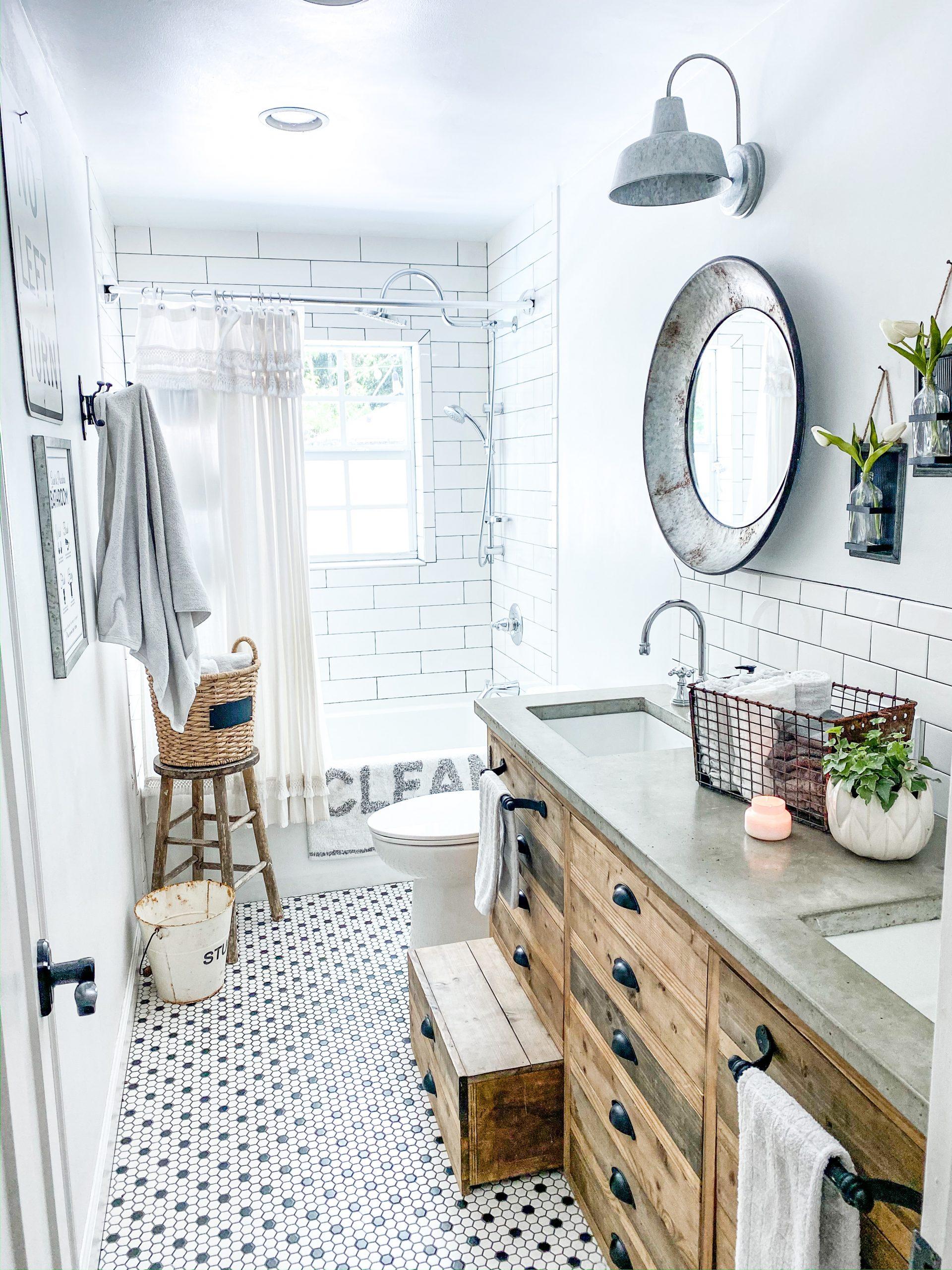 How to Get a Custom Bathroom on a Budget