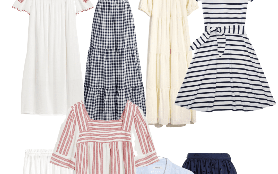 30 Affordable Fourth of July Outfits
