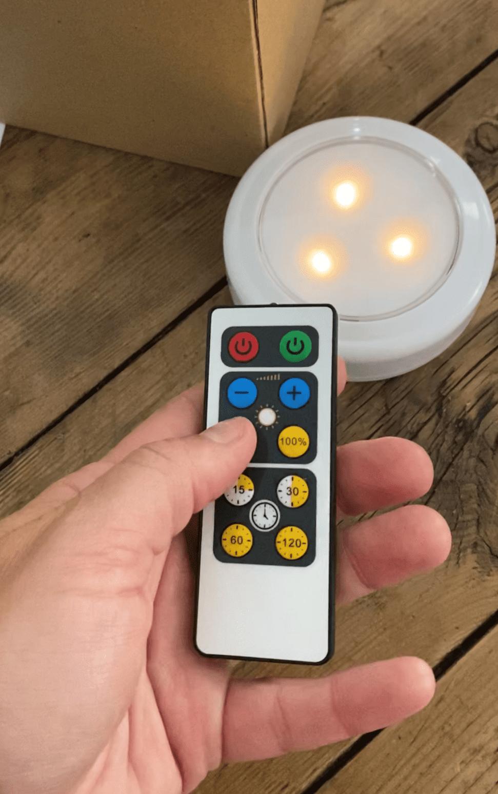 Vintage DIY Light (1)
