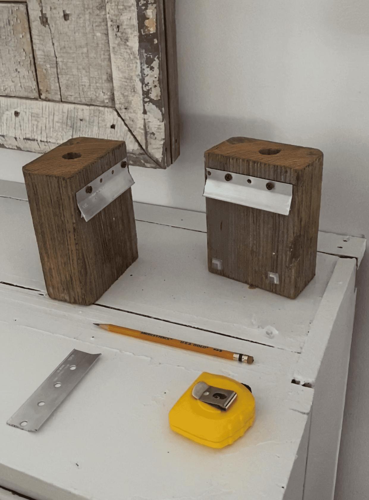 Vintage DIY Light (3)