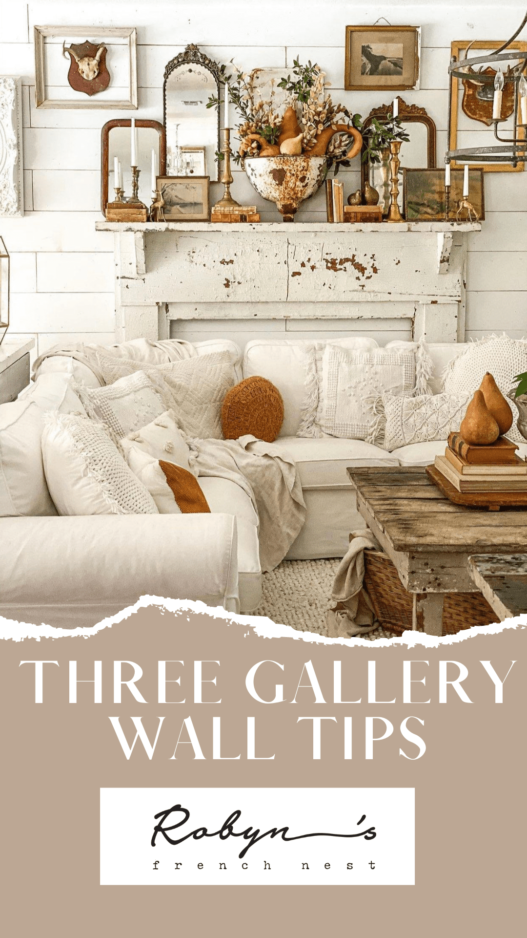 Gallery Wall Styling in 3 Simple and Easy Ways
