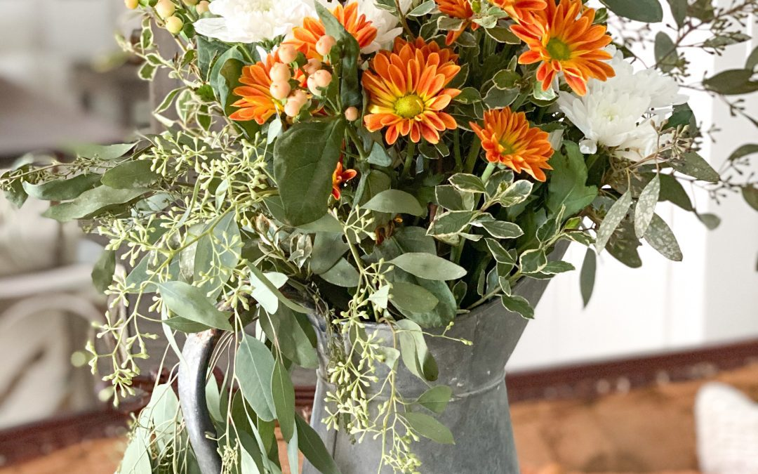 7 Ways to Make Your Fall Flowers Amazing